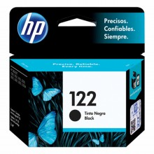 HP 122 Ink Cartridge - Black - Inkjet - Hewlett Packard CH561HL