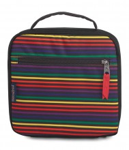 JanSport Lunch Break - Rainbow Stripes