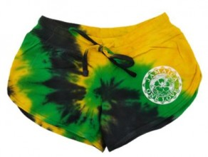 Kids Hi-Cut T/Dye Shorts