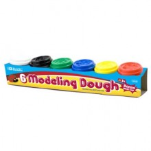 Bazic Molding Dough 6/Colors