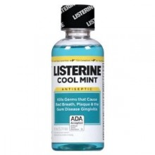 Listerine Antiseptic, Cool Mint, 3.2 oz