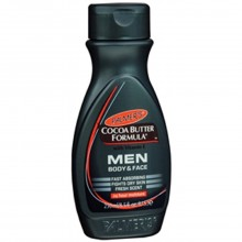 Palmer's Cocoa Butter Formula MEN Body & Face with Vitamin E -- 8.5 fl oz