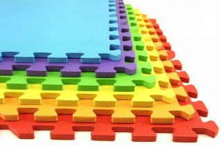 Kids Play Floor Mat With Numbers