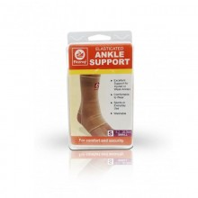 Fitzroy Elasticated Ankle Support, S, 15.2 - 20.3cm