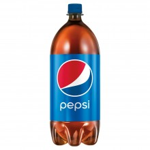 Pepsi Carbonated Soda, 2 Litre