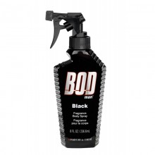BOD Man Black Body Spray, 8 fl oz