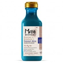 Maui Moisture Nourish & Moisture + Coconut Milk Conditioner, 13 Ounce