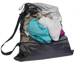 Laundry Bag Mesh W/Handle