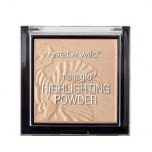 wet n wild Megaglo Highlighting Powder, Golden Flower Crown, 0.19 Fluid Ounce