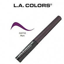 L.A. Colors Grafix Eyeliner, Plum 3.5ml/ 0.12 Oz