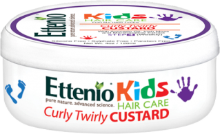 Ettenio  Kids Hair Care Curly Twirly Custard