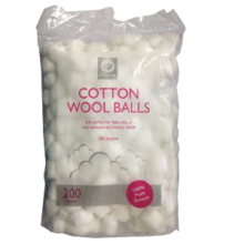Fitzroy Cotton Wool Balls 200 Approx