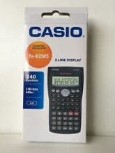Casio Scientific Calculator  fx-83MS