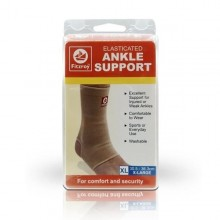 Fitzroy Elasticated Ankle Support, XL, 30.5 - 36.3cm