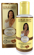 Gold Skin Clarifying Body Oil With Argan Oil 2.36 fl.oz
