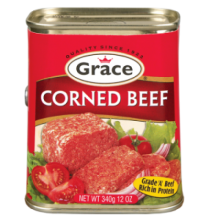 Grace Corned Beef 12 oz. can