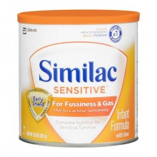 Similac Sensitive Powder With Iron 12.60 oz