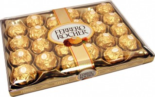 Ferrero Rocher Gift Box 24 count 10.6 OZ
