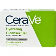 CeraVe 4.5 oz. Hydrating Cleanser Bar