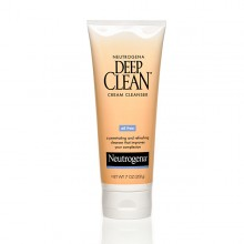Neutrogena Deep Clean Cream Cleanser 7 FL OZ