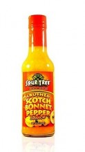 Spur Tree Jamaican Crushed Scotch Bonnet Pepper Sauce - 5 oz