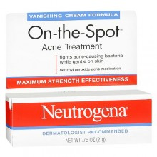 Neutrogena On-the-Spot Acne Treatment, Vanishing Formula 0.75 oz (21 g)