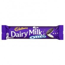 Cadbury Dairy Milk with Oreo Chocolate Bar 41g