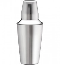 Home Basic 16 Ounce Stainless Steel Cocktail Shaker