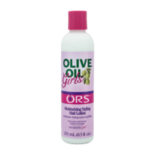 Olive Oil Girls  Moisturizing Styling Lotion 251ml