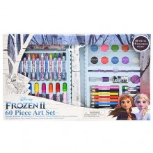Disney Frozen 2 60 Piece Art Set