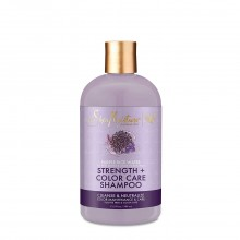 SheaMoisture Strength + Color Care Shampoo with Purple Rice Water - 13 fl oz