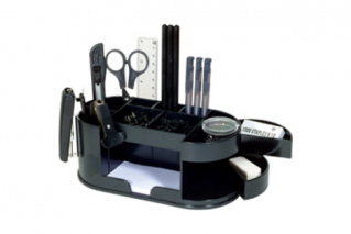 Eagle Desk Organizer Black, TY380S