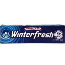 Wrigley's Winterfresh Gum, 5 Stricks