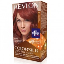 Revlon Colorsilk Beautiful Color Vibrant Red (35) Permanent Liquid Hair Color