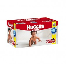 Huggies Snug & Dry Size 3 Diapers 100
