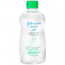 Johnson's Baby Oil, Aloe & Vitamin E 14 fl oz (414 ml)