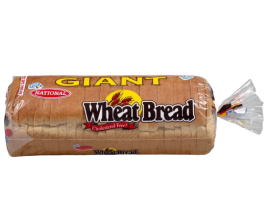 National Giant Wheat Bread 793G
