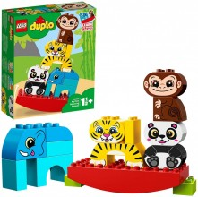 LEGO 10884 DUPLO My First Balancing Animals Building Bricks Set