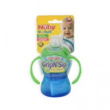 Nuby 10049 No-Spill Grip N' Sip Super Spout