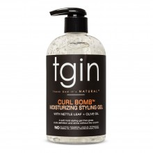 Tgin Curl Bomb Moisturizing Styling Gel For Natural Hair, 13 oz