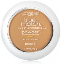 L'Oreal Paris True Match Powder, Caramel Beige, 0.33 Ounces
