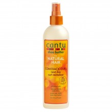 Cantu Shea Butter For Natural Hair, Comeback Curl Next Day Curl Revitalizer, 12 Oz