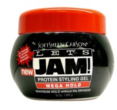 Lets Jam Mega Hold Gel 9oz