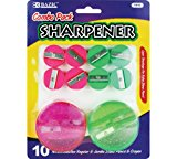 Sharpener Met 2 Hole Bazic 3pc