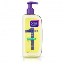 Clean & Clear Foaming Facial Cleanser, Sensitive Skin 8 FL Oz (240 ml).