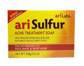 ariSulphur Acne Treatment Soap 3.5oz