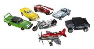 Hot Wheels C4982 Basic Car Assortment