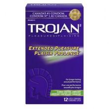 Trojan Condom Ex/Pleasure 12's