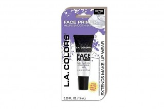 L.A. Color Face Primer Helps Smooth Skin (CBFP288) Clear