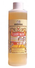 Benjamins Florida Water 4oz